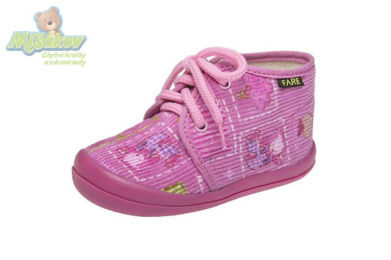 b09da1be2 FARE dětská domácí obuv 4011444