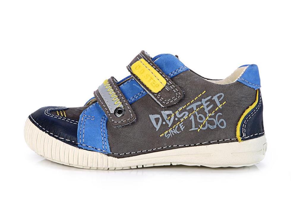 4fe00231c44 DD step dětská celoroční obuv 036-41A empty