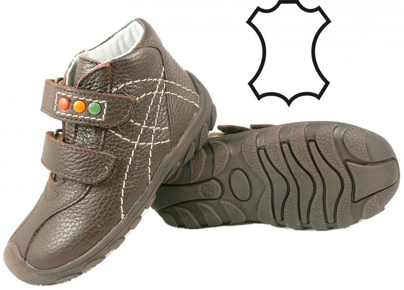 DPK dětská celoroční obuv K51073-2W-SEM2-1010 empty f638c638be